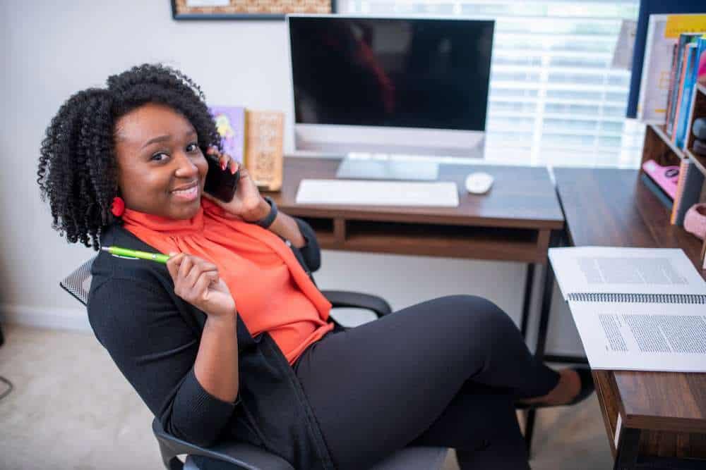 Shoutout Atlanta: Meet Davia Rose Lassiter – Writer. Leader. Scholar.